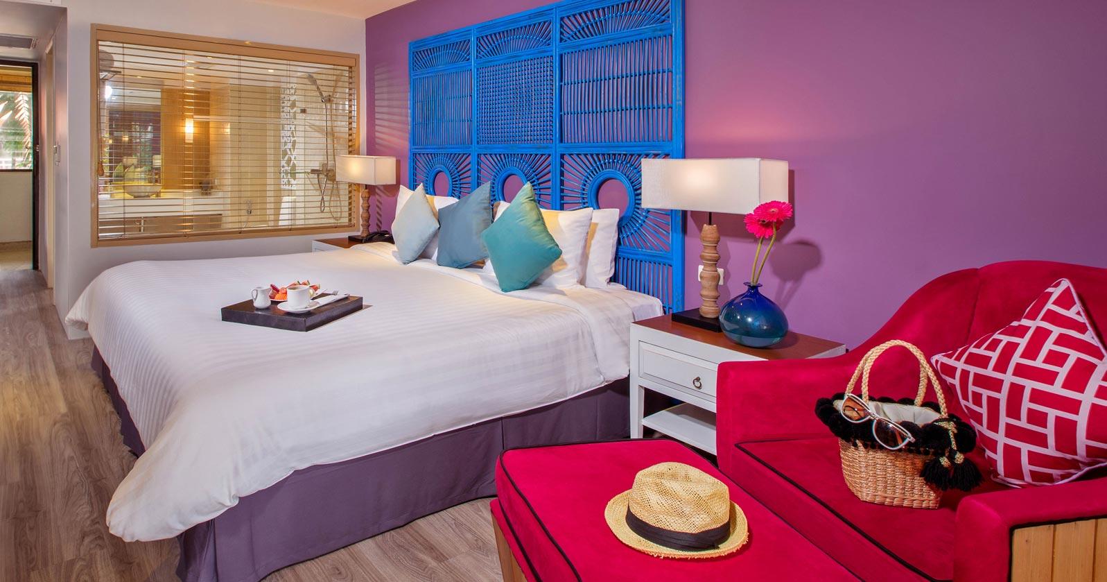 Elite Balcony Room - Burasari Phuket